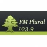 Logo da emissora Radio Plural 103.9 FM