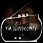 Logo da emissora Radio Reconquista 89.5 FM