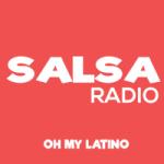 Logo da emissora Radio Oh My Latino Salsa
