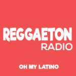 Logo da emissora Radio Oh My Latino Reggaeton