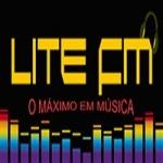 Logo da emissora Rádio Lite FM