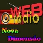 Logo da emissora Rádio Web Nova Dimensão