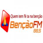 Logo da emissora Rádio Benção 88.5 FM
