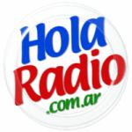Logo da emissora Hola Radio