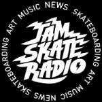 Logo da emissora Jam Sk8 Radio
