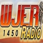 Logo da emissora WJER 1450 AM