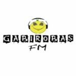Logo da emissora Rádio Gabirobas 87.9 FM