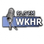Logo da emissora WKHR 91.5 FM