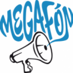 Logo da emissora Radio Megafón 92.1 FM