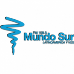 Logo da emissora Radio Mundo Sur 106.5 FM