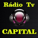 Logo da emissora Rádio Tv Capital