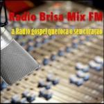 Logo da emissora Rádio Brisa Mix FM