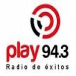 Logo da emissora Radio Play 94.3 FM