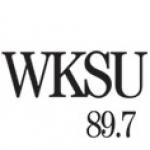 Logo da emissora WKSU 89.7 FM Channel 1