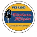 Logo da emissora Rádio Vitória Regia