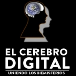Logo da emissora Radio El Cerebro Digital