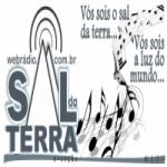 Logo da emissora Web Rádio Sal da Terra