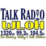 Logo da emissora WLOH 1320 AM