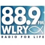 Logo da emissora WLRY 88.5 FM