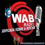 Logo da emissora Rádio Edificada Sobre a Rocha