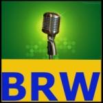 Logo da emissora Brasil Radio Web