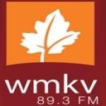 Logo da emissora WMKV 89.3 FM