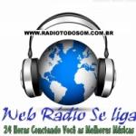 Logo da emissora Rádio Todo Som