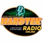 Logo da emissora Rádio Hardtek