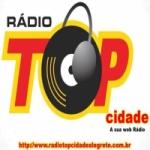 Logo da emissora Rádio Top Cidade Alegrete