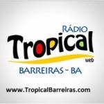 Logo da emissora Rede Tropical Barreiras