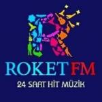 Logo da emissora Rádio Roket 88.3 FM