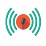 Logo da emissora Rádio Ao Trono