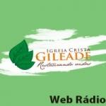 Logo da emissora Web Radio Gileade Carlito