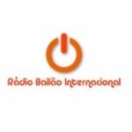 Logo da emissora Rádio Bailão Internacional