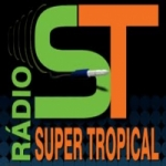 Logo da emissora Super Tropical