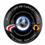 Logo da emissora Radio Cafe de Cantautores