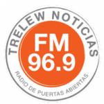 Logo da emissora Radio Trelew Noticias 96.9 FM