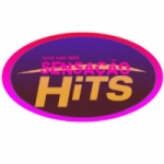 Logo da emissora Nova Web Rádio Sensação Hits