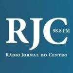 Logo da emissora Rádio Jornal do Centro 98.8 FM