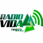 Logo da emissora Radio Vida 97.7 FM