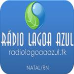 Logo da emissora Rádio Lagoa Azul