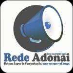 Logo da emissora Rede Adonai