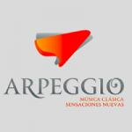 Logo da emissora Radio Arpeggio 89.5 FM