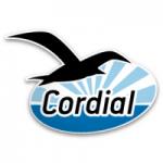 Logo da emissora Radio Cordial 99.7 FM