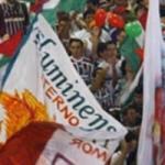 Logo da emissora Rádio Fluminense