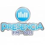 Logo da emissora Radio Presencia 101.1 FM