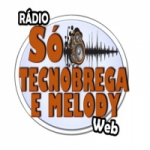 Logo da emissora Rádio Só Tecnomelody