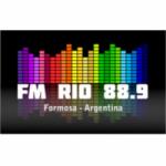 Logo da emissora Radio Rio 88.9 FM