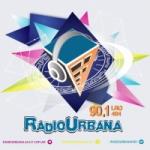 Logo da emissora Radio Urbana 90.1 FM