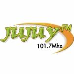 Logo da emissora Radio Jujuy 101.7 FM